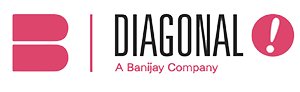 Logo Diagonal TV