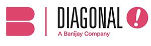 Logo Diagonal TV